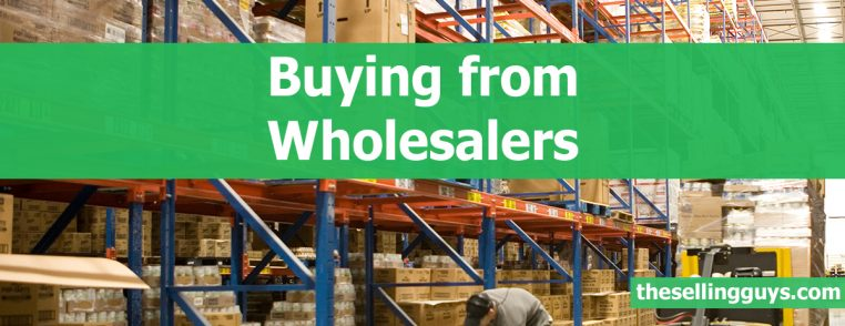 Online Sourcing buying from wholesalers The Selling Guys