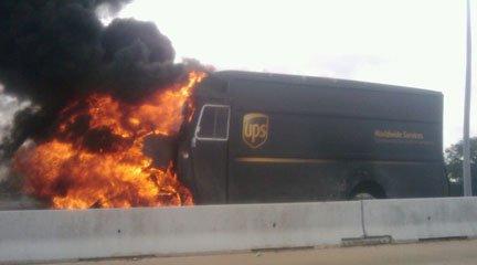 UPS lost in transit