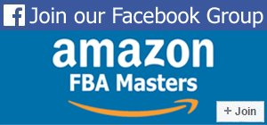 Amazon FBA Masters Facebook Group