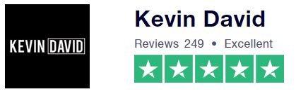 Kevin David Amazon Ninja Course Trustpilot rating