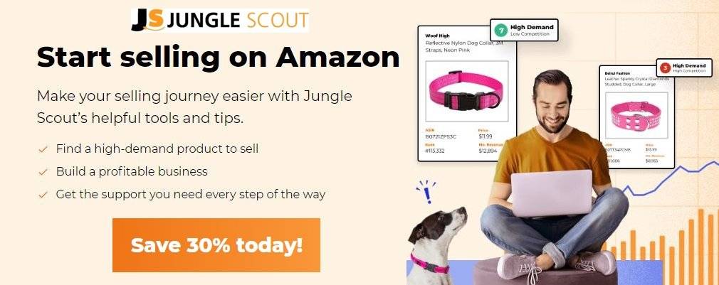 Jungle Scout Amazon tools