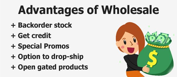Advantages of Using Amazon Wholesale Suppliers for FBA