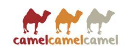CamelCamelCamel free Amazon tool Logo