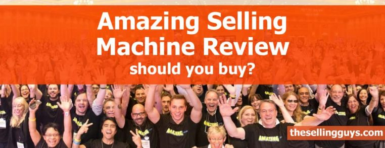 Amazing Selling Machine Review by The Selling Guys
