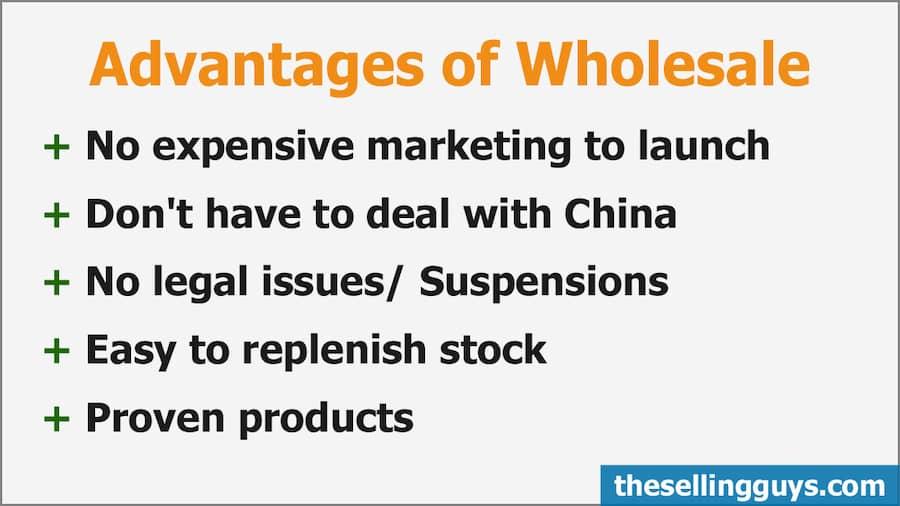 The Advantages of Amazon Wholesale