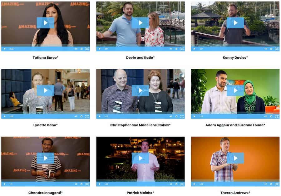 The Amazing Selling Machine Video Testimonials