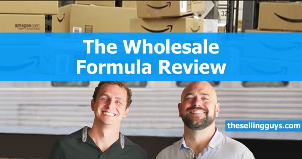 The Wholesale Formula Review Is It Worth It by the Selling Guys