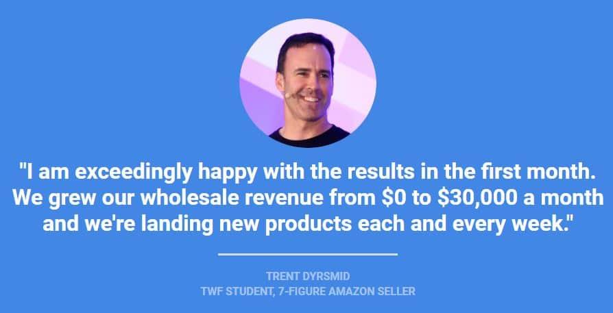 The Wholesale Formula Success Stories