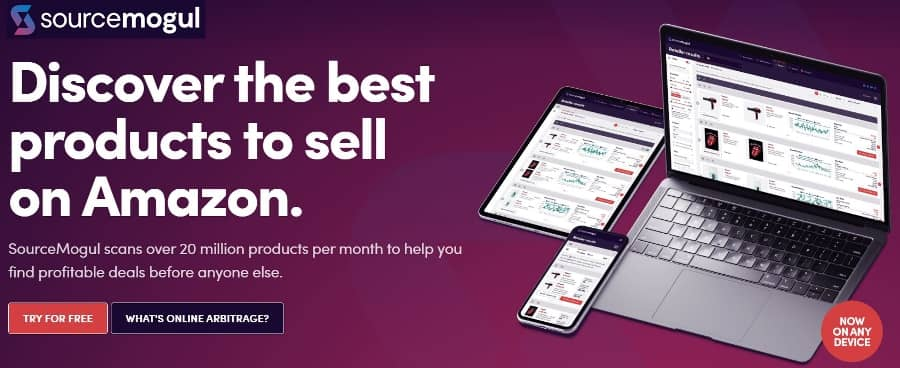 SourceMogul Amazon Arbitrage Software