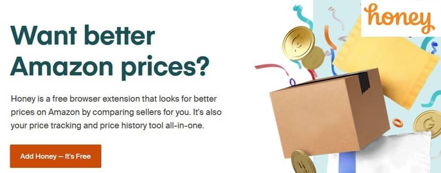 Honey Amazon Price Tracker