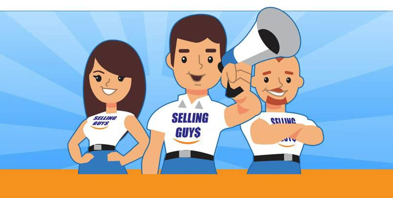 The Selling Guys Amazon FBA Experts