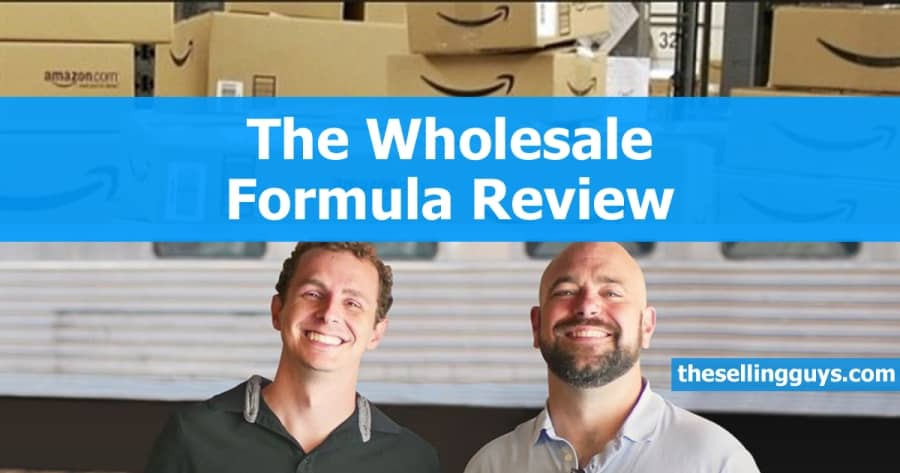 The Wholesale Formula Review Is it worth it